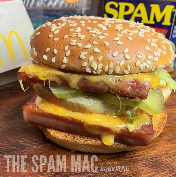 spam mac